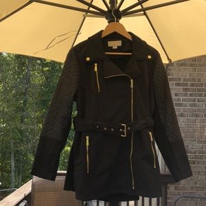 Michael Koors Black Coat